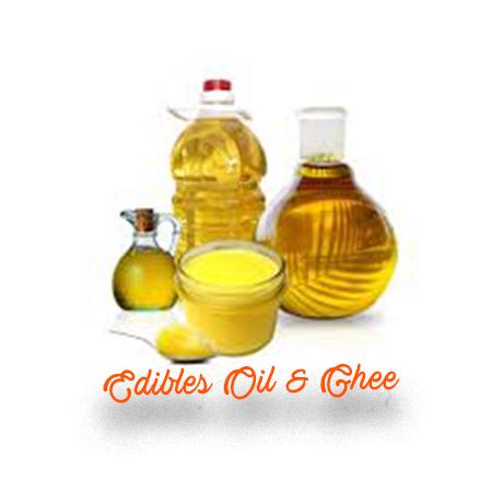 Edible Oil & Ghee