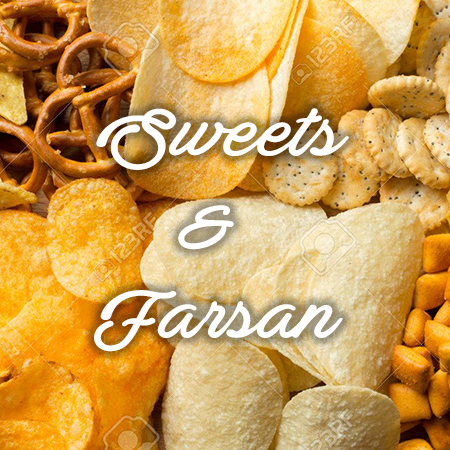 Snacks & Farsan