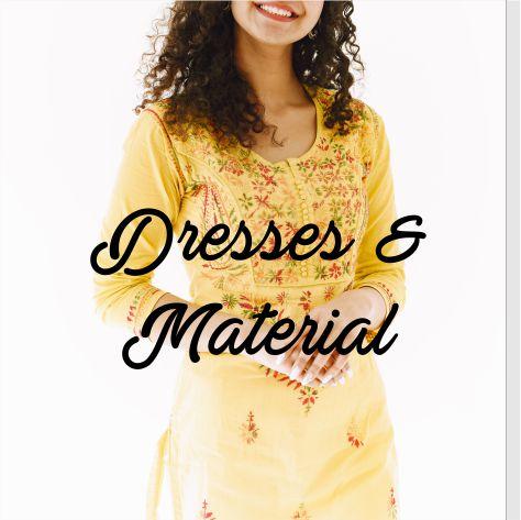 Dresses & Material