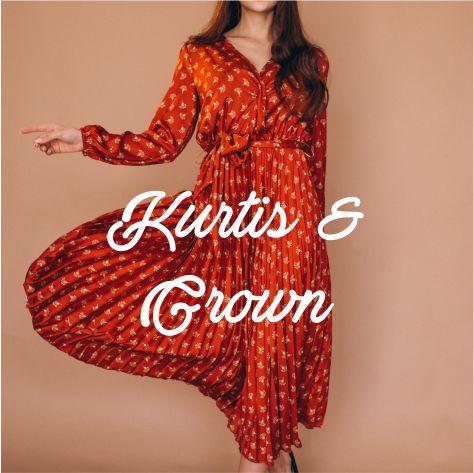Kurtis & Grown